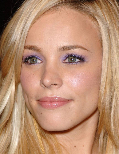 Purple Eyeshadow Tutorial: Celebrity Looks: Purple Eye