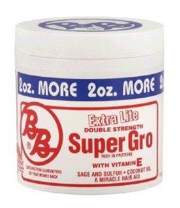 Bb Super Gro On Natural Hair