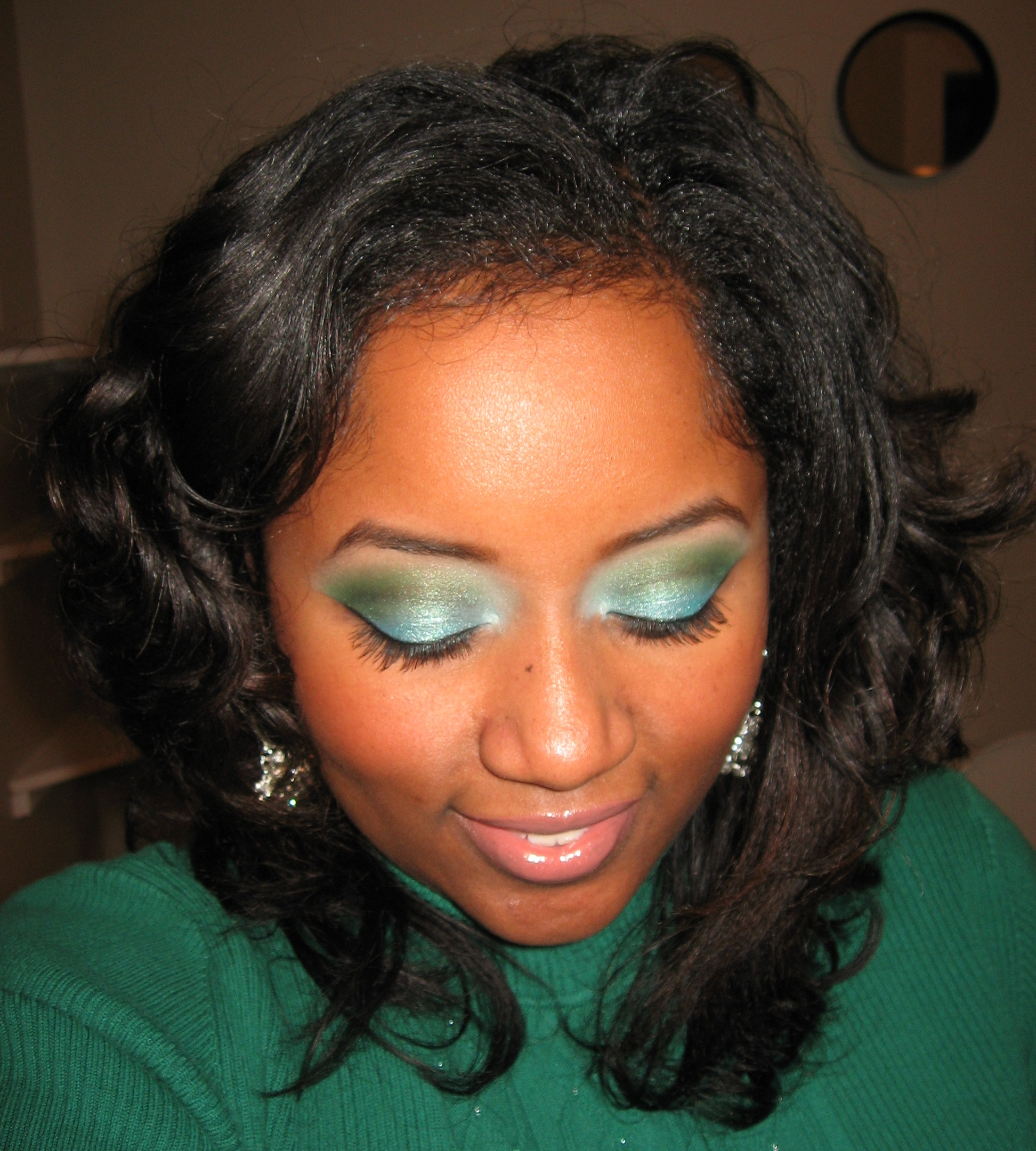 Black radiance makeup