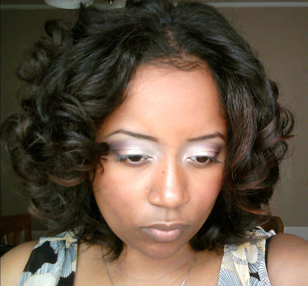 Curls Sham I Am Glam
