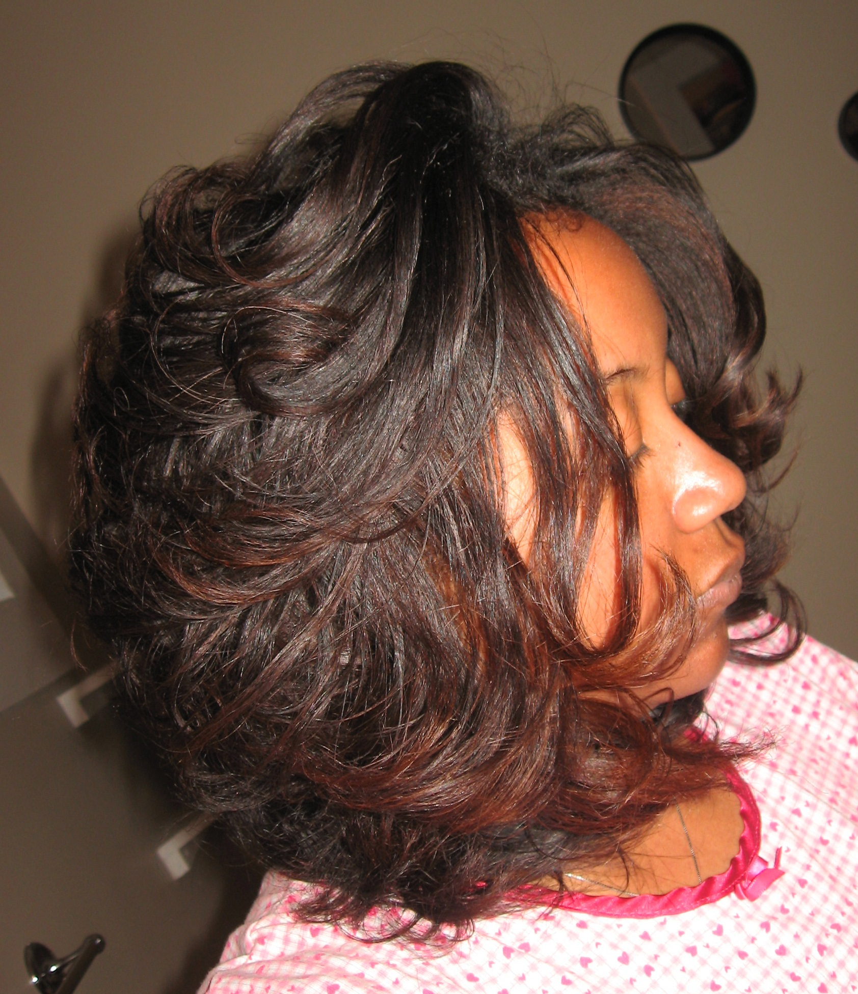 styles for natural hair sham i am glam 1061 | img 4607
